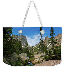 Flattop Mountain Weekender Tote Bag
