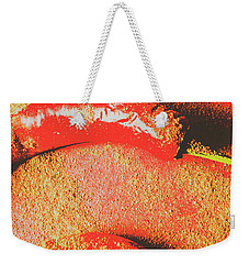 Flavor Of The East Weekender Tote Bag