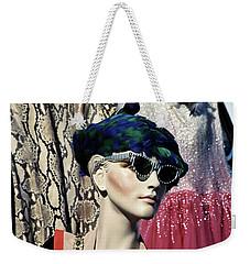 Flea Market Style Weekender Tote Bag