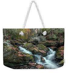 Fleeting Beauty Weekender Tote Bag