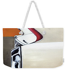 Fleetwood-elvis Weekender Tote Bag