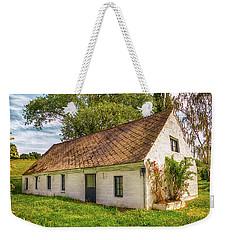 Flemish Cottage Weekender Tote Bag