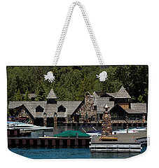Fleur De Lac Mansion The Godfather II Weekender Tote Bag