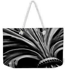 Fleur De Lis II Weekender Tote Bag by Tom Mc Nemar