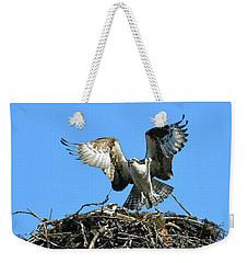 Flew The Coop Weekender Tote Bag