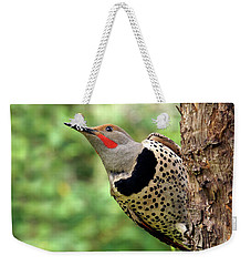 Flicker Weekender Tote Bag