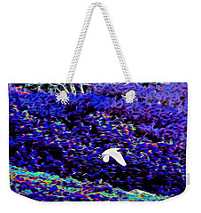 Flight 1 In Abstract Weekender Tote Bag