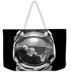 Weekender Tote Bag featuring the photograph Flight by David Lee Thompson