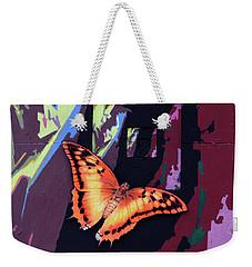 Flight Into Eternity Weekender Tote Bag