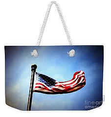 Flight Of Freedom Weekender Tote Bag