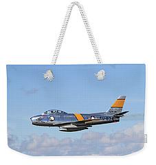 Flight Of The Sabre  Weekender Tote Bag