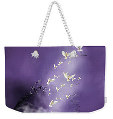 Flight To Freedom Weekender Tote Bag