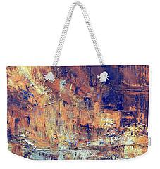 Flinders Ancient Cave Weekender Tote Bag