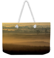 Flint Hills Sunrise Weekender Tote Bag