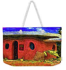 Flintstones Bedrock Grocery Store Weekender Tote Bag