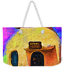 Flintstones Bedrock School Weekender Tote Bag