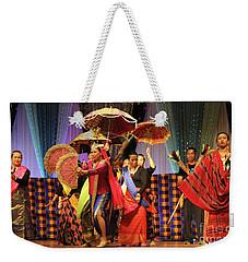 Filippo Pre-wedding Dance Weekender Tote Bag