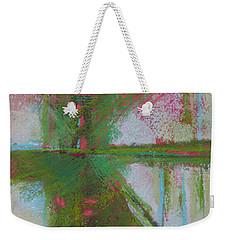 Flirting Weekender Tote Bag by Susan Woodward