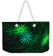 Floating Floral-007 Weekender Tote Bag