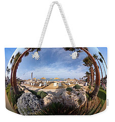 Floating Globe  Weekender Tote Bag
