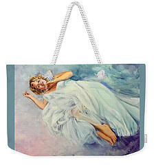 Floating On A Dream Weekender Tote Bag