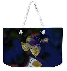 Floating Petals Weekender Tote Bag