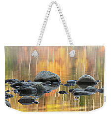 Floating Rocks Weekender Tote Bag
