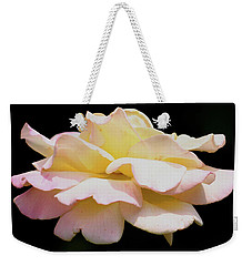 Floating Rose 3894 Weekender Tote Bag