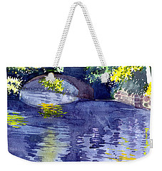 Floods Weekender Tote Bag by Anil Nene
