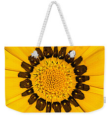 Flora Sunshine Weekender Tote Bag by Bruce Pritchett