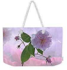 Floral 10 Weekender Tote Bag
