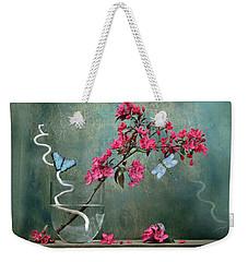 Floral 5 Weekender Tote Bag
