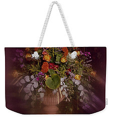 Floral Arrangement No. 2 Weekender Tote Bag