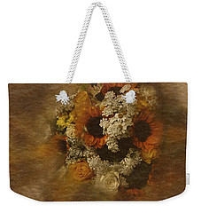 Floral Arrangement No. 5 Weekender Tote Bag