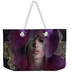Floral Dreams Weekender Tote Bag