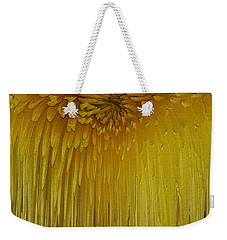 Floral Falls 5 Weekender Tote Bag