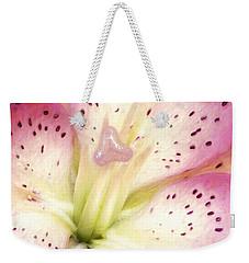 Floral I Weekender Tote Bag