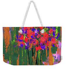 Floral Impresions Weekender Tote Bag