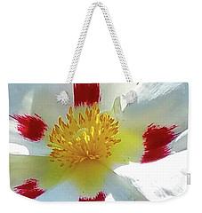 Floral Impressions Weekender Tote Bag
