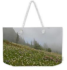 Floral Meadow Weekender Tote Bag