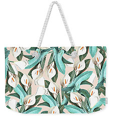 Floral Porn Weekender Tote Bag