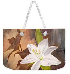 Floral-still Life Weekender Tote Bag