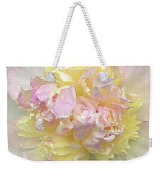 Floral Sunrise Weekender Tote Bag
