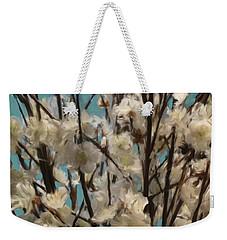 Floral02 Weekender Tote Bag