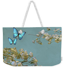 Floral04 Weekender Tote Bag