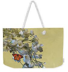 Floral05 Weekender Tote Bag
