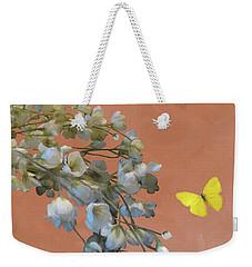 Floral06 Weekender Tote Bag