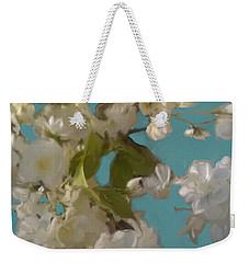 Floral09 Weekender Tote Bag