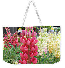 Floral2 Weekender Tote Bag by Cynthia Powell