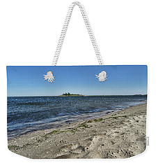 Florance Beach Weekender Tote Bag by Mikki Cucuzzo
